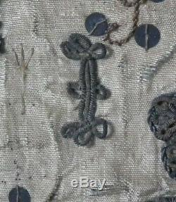 1639 Stumpwork Embroidery,'Abraham & Isaac' by EM