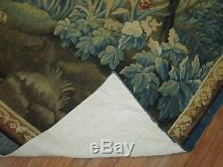 Antique French Tapestry 18th Century Size 10'9''x8'1'