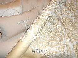 Expensive Rare Fortuny Grove Bros 60 1yd (28 Available) Creamy White Damask