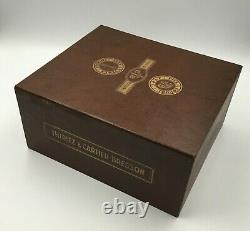 French Antique 3 Drawer Thread Box Cartier Bresson Display Case