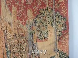 French Medieval Art The Lady and the Unicorn Tapestry