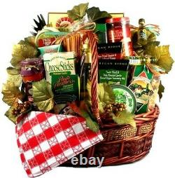 Gift Basket Drop Shipping DeFaChBa Deluxe Family Christmas, Italian Holiday