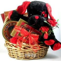 Gift Basket Drop Shipping FoYo2 My Funny Valentine, Deluxe Gift Basket