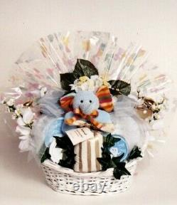 Gift Basket Drop Shipping MoMe-lg Mommy and Me, Baby Gift Basket, Large
