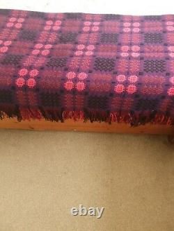 Immaculate Welsh Wool Blankets