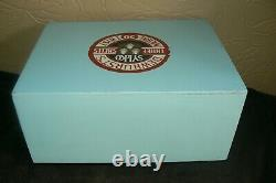 Vintage Sewing Dewhurst's'sylko' Shop Display Box With Contents